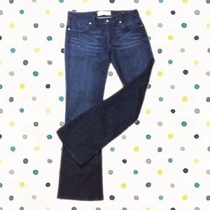 NWOT Paper Denim & Cloth Love Rise Boot Cut Jeans